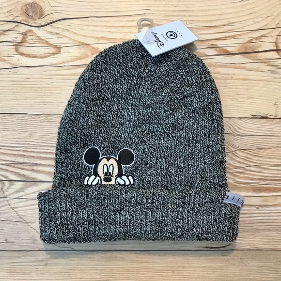 Disney by Neff Mickey Mouse Winter Beanie Hat